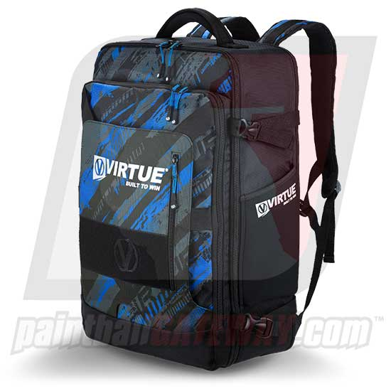 Virtue Gambler Backpack & Gear Bag - Graphic Cyan - (#F2)