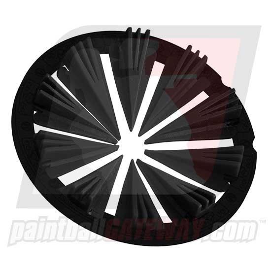 Virtue Dye Rotor Loader Crown 2.5 Speed Feed Lid - Black - (#3M3)