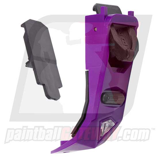 Virtue Spire 200/260 Loader Button Cover Strap Kit - Purple - (#J1-5)