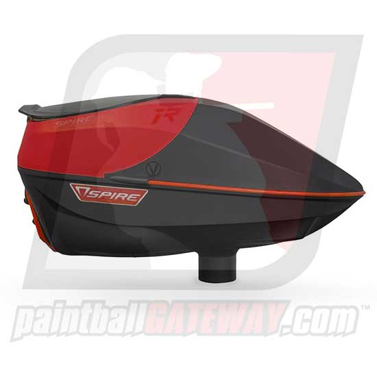 Virtue Spire IR Paintball Loader - Red/Black