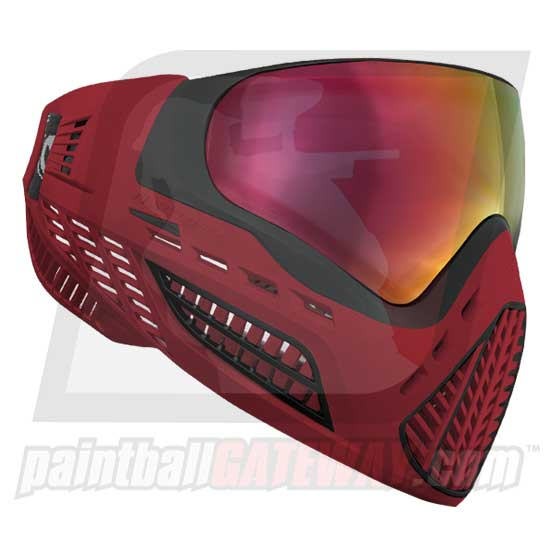 Virtue VIO Ascend Paintball Goggle - Cardinal Red