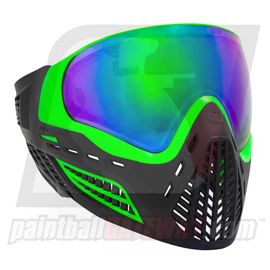 Virtue VIO Ascend Paintball Goggle - Lime Emerald