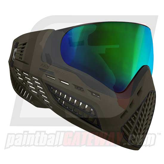 Virtue VIO Ascend Paintball Goggle - Olive Emerald