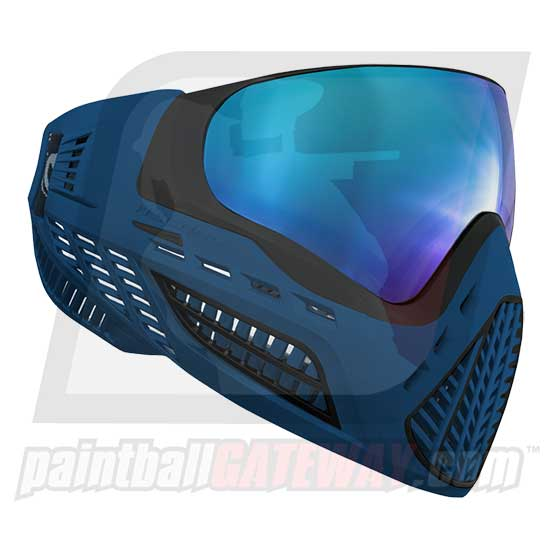 Virtue VIO Ascend Paintball Goggle - Steel Ice