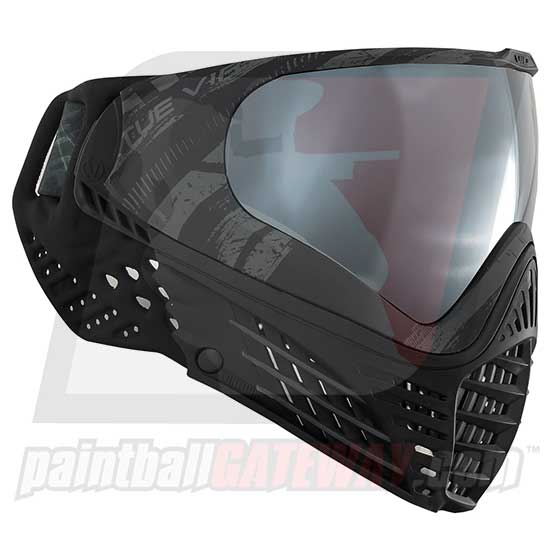 Virtue VIO Contour Thermal Goggle/Mask - Graphic Black