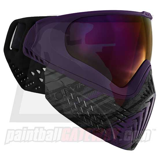 Virtue VIO Extend Thermal Goggle/Mask - Graphic Amethyst