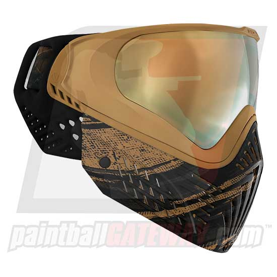 Virtue VIO Extend Thermal Goggle/Mask - Graphic Gold