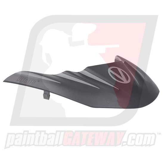Virtue VIO Stealth Visor - Black/Black - (#R15)