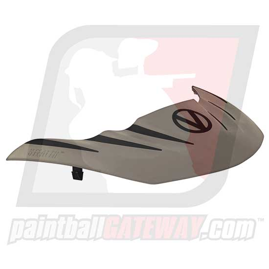 Virtue VIO Stealth Visor - Black/FDE - (#R15)