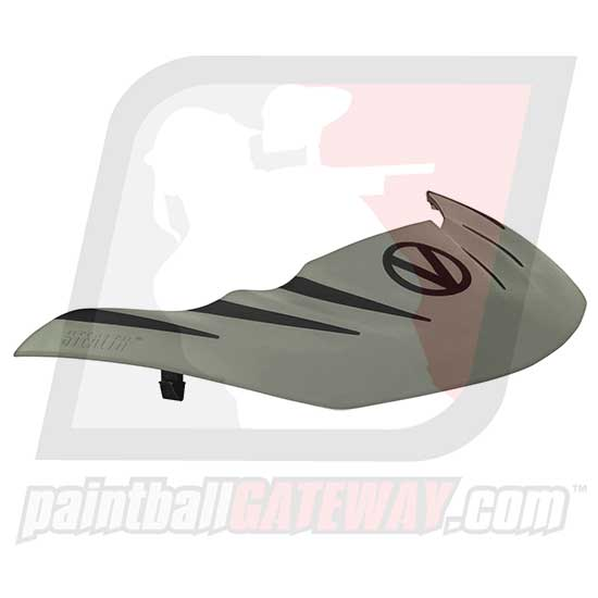 Virtue VIO Stealth Visor - Black/FGG - (#R15)