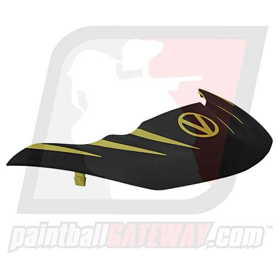 Virtue VIO Stealth Visor - Gold/Black - (#R15)