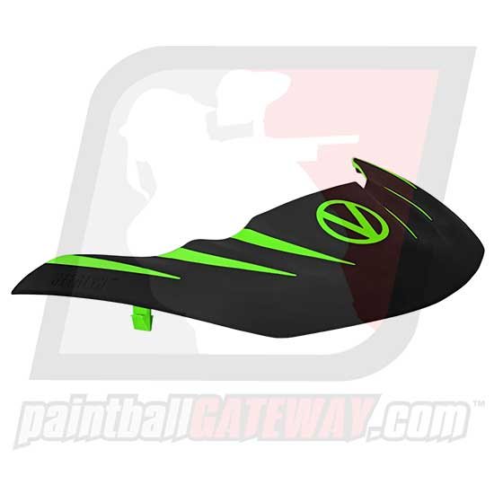 Virtue VIO Stealth Visor - Lime/Black - (#R15)