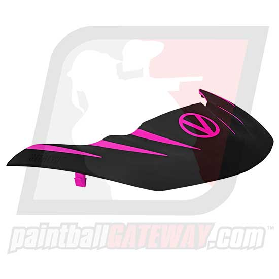 Virtue VIO Stealth Visor - Pink/Black - (#R15)