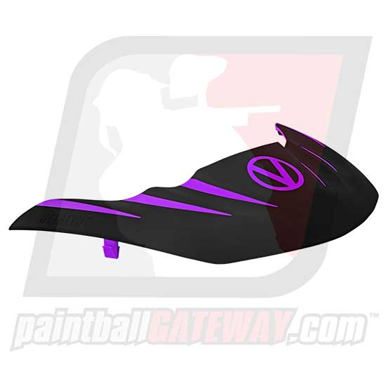 Virtue VIO Stealth Visor - Purple/Black - (#R15)