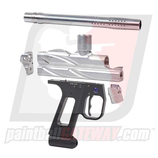 WGP 2K4 ProStock Autococker Body Kit w/ Barrel & Trigger Frame - Raw - (#U12)