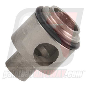 WGP Autococker Low Pressure Exhaust Valve Guide Body - Stainless - (#3i15)