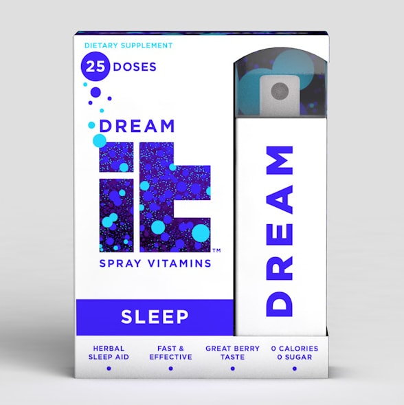 DREAMit Sleep Spray (3-week subscription, 15% discount)