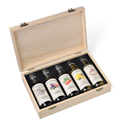 Blazing Bella Balsamic and Olive Oil Sampler Gift Set