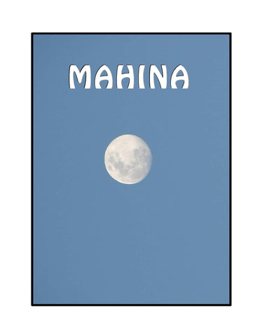 Mahina - Hard Copy