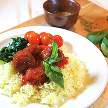 Load image into Gallery viewer, Meal-Plan-Delivery-London-Italian-Meat-Balls