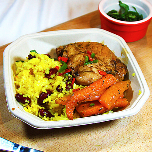 Meal Delivery Service London - Order Your Meal Plan Today