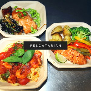 Pescatarian Meal-Plans Delivered To Your Door
