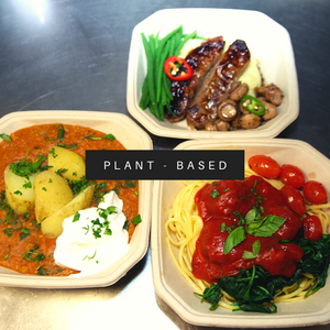 Plant-Based Meal Plans Cooked & Delivered To Your Door