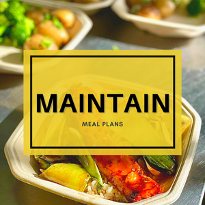 Maintaining: Chicken & Fish Meals