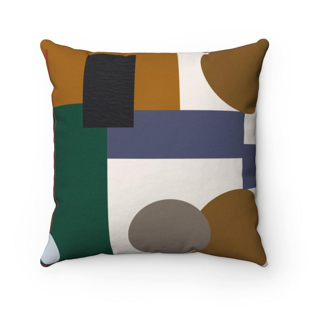 HWS Urban Square Throw Pillow