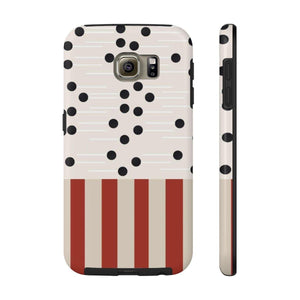 HWS Digital Scene Case Mate Tough Phone Cases