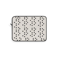 Load image into Gallery viewer, HWS Polka Laptop Sleeve