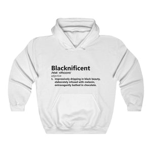 Blacknificant Hoodie - Unisex Heavy Blend™ Hooded Sweatshirt