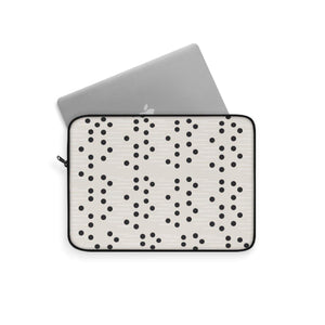 HWS Polka Laptop Sleeve
