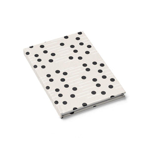 HWS Polka Journal - Ruled Line