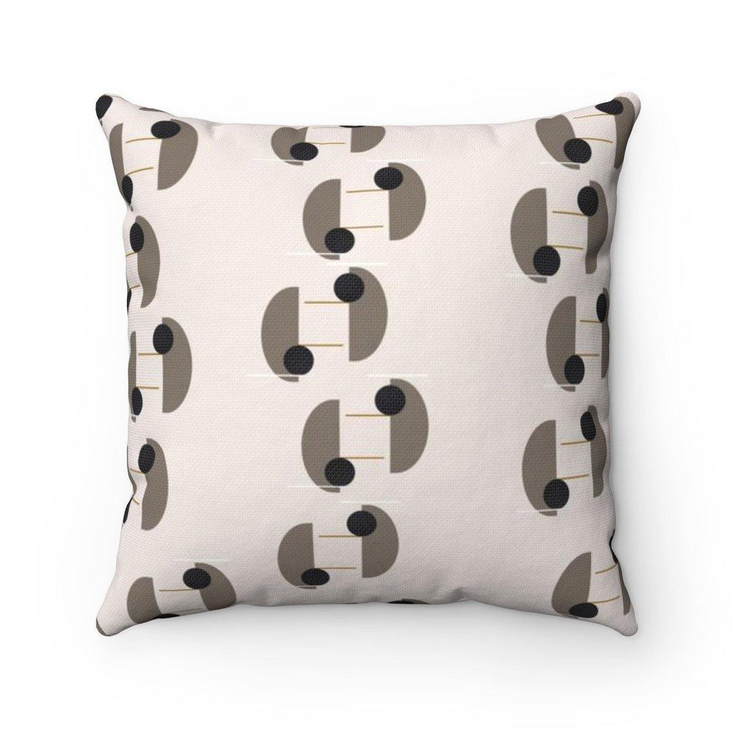 HWS The Distance Between Throw Pillow