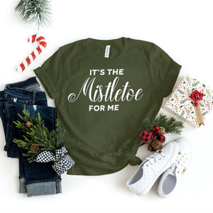 Family Christmas Shirts - Customizable - It's The For Me - Family Holiday Shirts - Group Shirts - Funny Holiday Shirts - Gifts - Healthy Wealthy Skinny