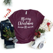 Load image into Gallery viewer, Christmas Shirts - Merry Christmas - Holiday Shirts - Gifts