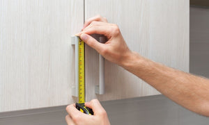 How To Measure for Handle Pulls
