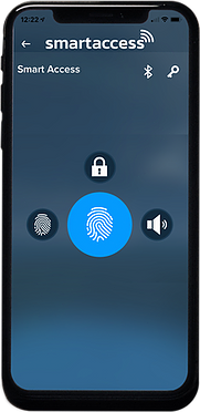 App Fingerprint View Screenshot