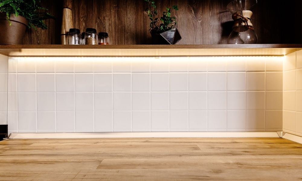 How To Choose Cabinet Under-Lighting