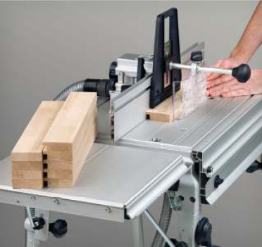 Router Table Better Control = Better Results