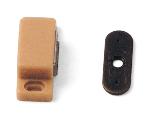Basic Plastic Magnetic Catch - Laurey