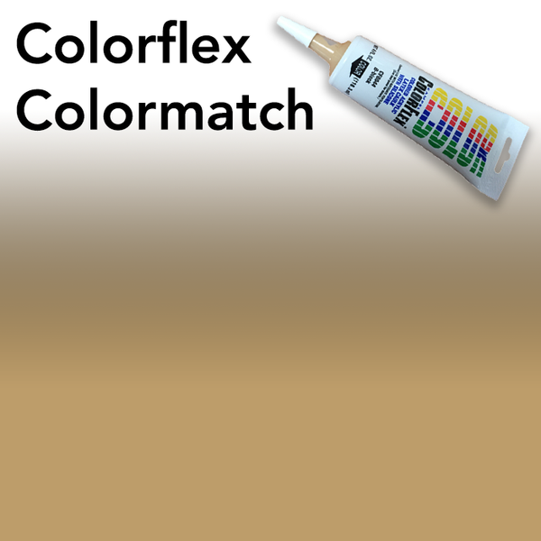 Colorflex Café Laminate Caulking