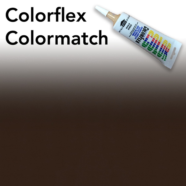 Colorflex Dark Chocolate Laminate Caulking