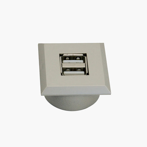 2 Port USB Plug Accessories - Lu0026S Lighting & 2 Port USB Plug Accessories - Lu0026S Lighting u2013 Pro Cabinet Supply