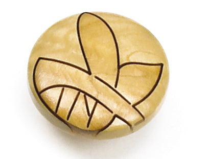 Maple Leaf Knob, Tonga Collection - Laurey