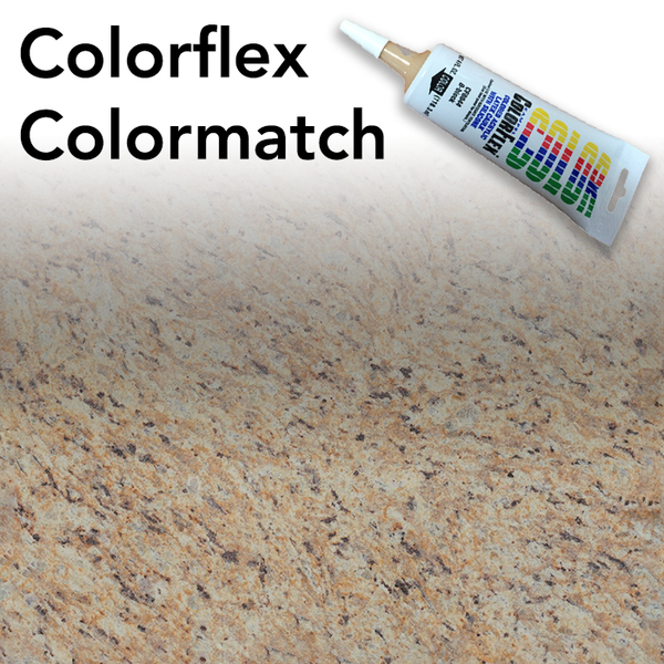 Colorflex Santa Cecilia Gold Laminate Caulking