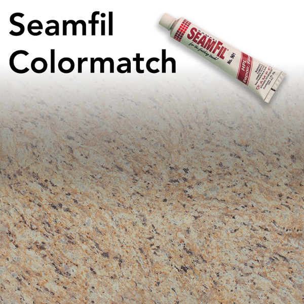 Seamfil Santa Cecilia Gold Laminate Repair