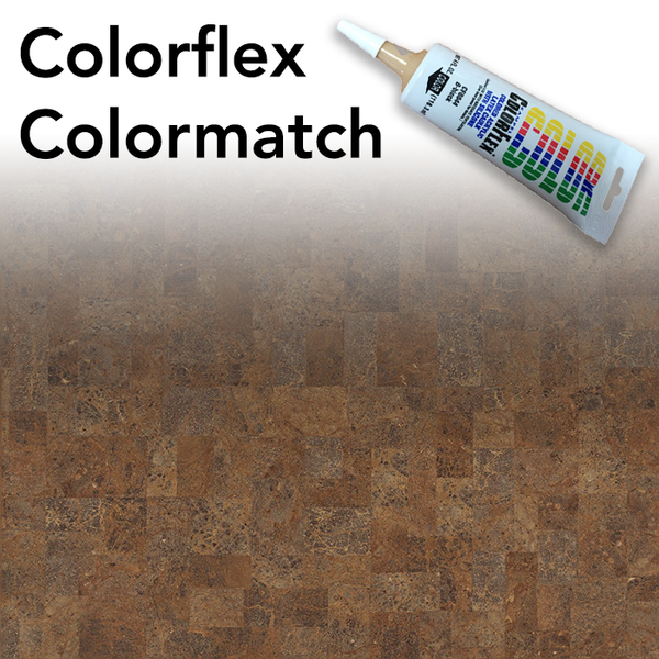 Colorflex Parquet Café Laminate Caulking