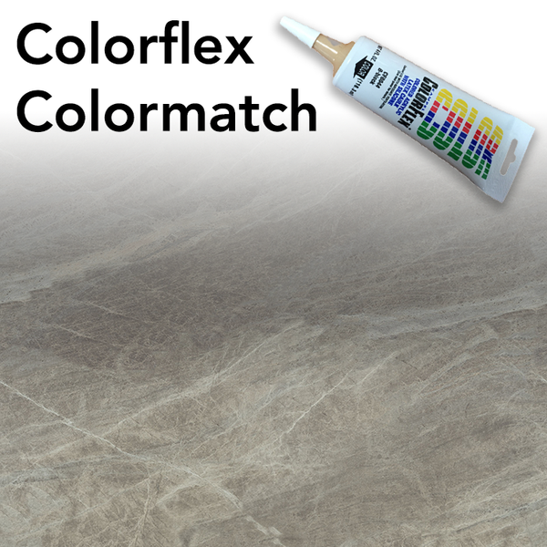 Colorflex Soapstone Sequoia Laminate Caulking